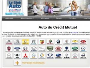 Club Auto Crédit Mutuel