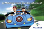 Crédit auto Matmut