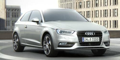 Audi A3 crédit auto