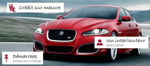 crédit auto classique jaguar