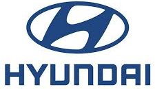 hyundai logo auto