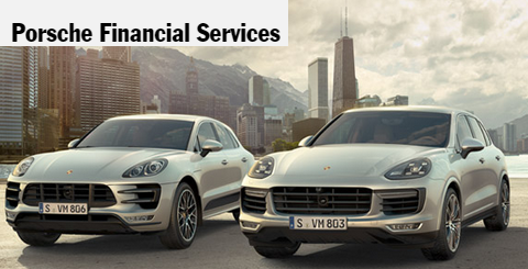 porsche financial services